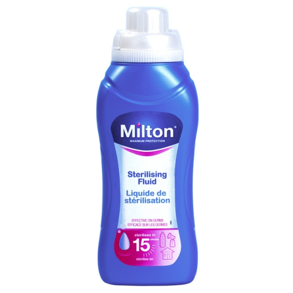 An image of Milton Sterilising Fluid 500ml