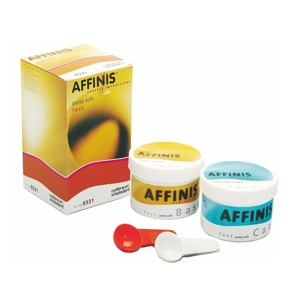 An image of AFFINIS PUTTY SOFT FAST BASE & CATALYST (1x2)
