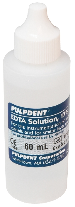 An image of EDTA SOLUTION 17% 120ML