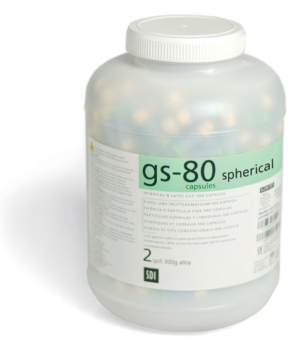 An image of GS80 ADMIX 3 SPILL REG 50S