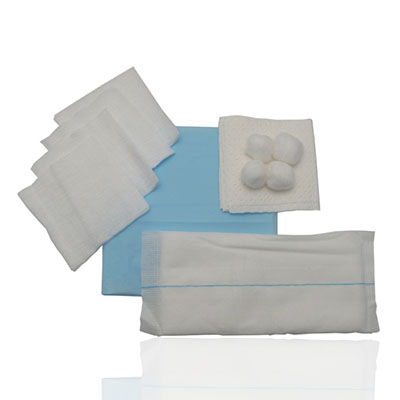 An image of Instramed Drug Tariff Dressing Pack Woven Swabs