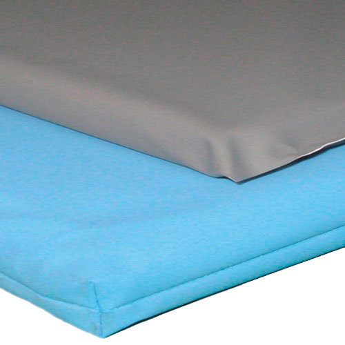 An image of Table Pad With Welded Covers 61 x 198