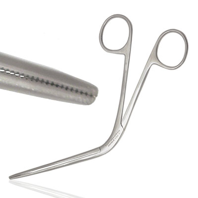 An image of Instramed Sterile Tilley Nasal Forceps 15.5cm