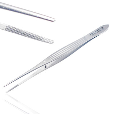 An image of Instramed Mcindoe Dissecting Forceps Non-Toothed