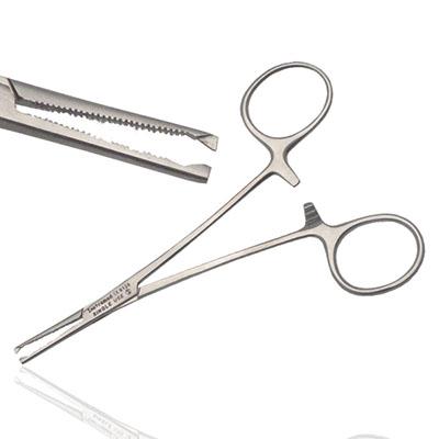 An image of Instramed Sterile Artery Kocher Forceps Straight 12cm