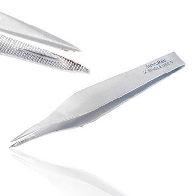 An image of Instramed Sterile Martins Splinter Forceps 12cm