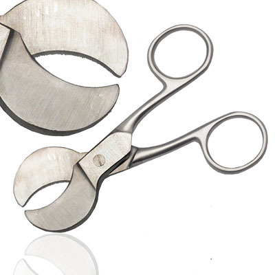 An image of Instramed Sterile Umbilical Cord Scissors 10.5cm
