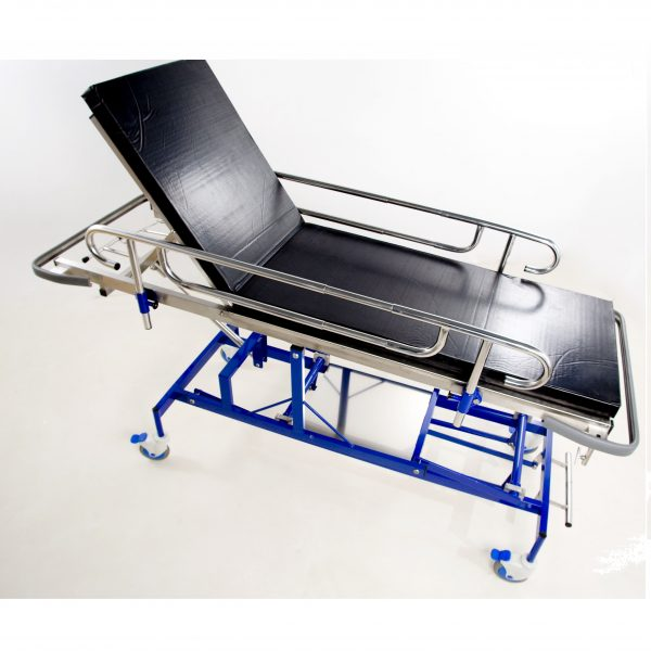 An image of MRI Patient Trolley - Basic