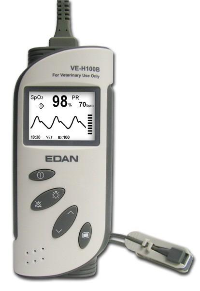 An image of Edan VE Pulse Oximeter with Lingual Sensor