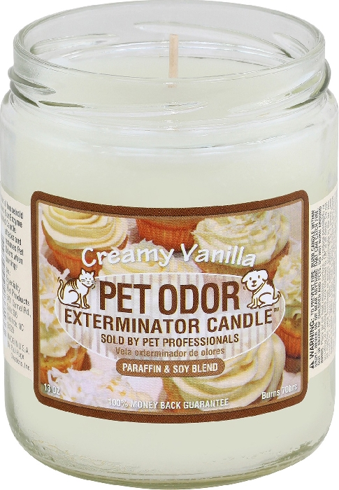 An image of Pet Odour candles & Neutralizers