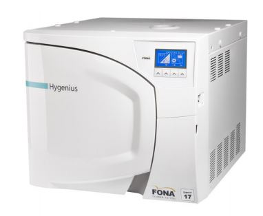 An image of FONA Hygenius Vacuum Autoclave