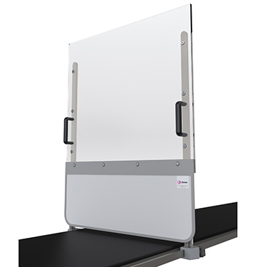 An image of Table End Upper Shield