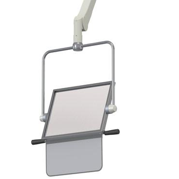 An image of Overhead Susp. Shields Model 350 Window