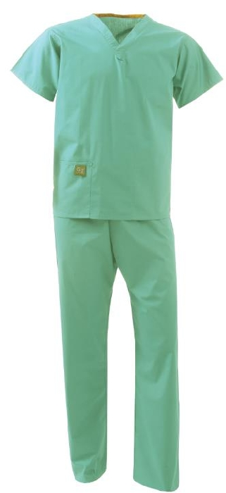 d48aa8e0644 Medray :: Buy Unisex Scrub Suit Light Green X-Small :: Dublin, Ireland