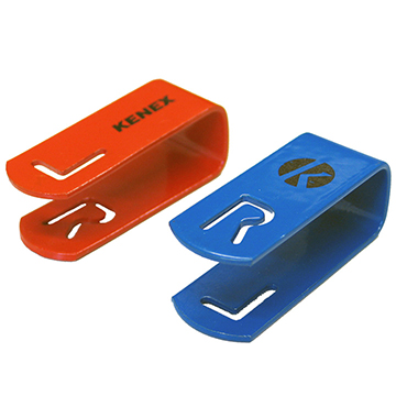 An image of Clip-On L & R Markers (A-P)  Blue