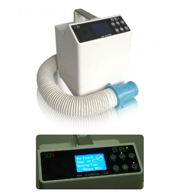 An image of Vet Force - Air Warming System