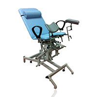 An image of Plinth 2000 Model 93G Gynaecology Chair