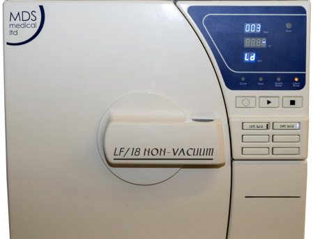 An image of Non-Vacuum Autoclaves - 18/22 Litre