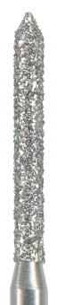 An image of Diamond Burs 886 Beveled Cylinder Medium