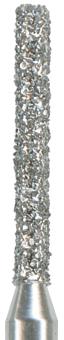 An image of Diamond Burs 837KR Cylinder Modified Shoulder