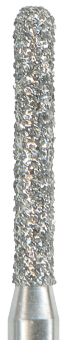 An image of Diamond Burs 881 Round End Cylinder