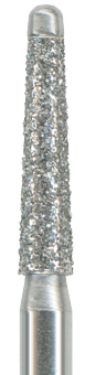 An image of Diamond Burs 851 Round Safe End Taper Medium Size 016