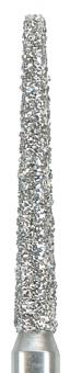 An image of Diamond Burs 848 Flat End Taper Medium
