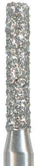 An image of Diamond Bur 836 Flat End Cylinder Long