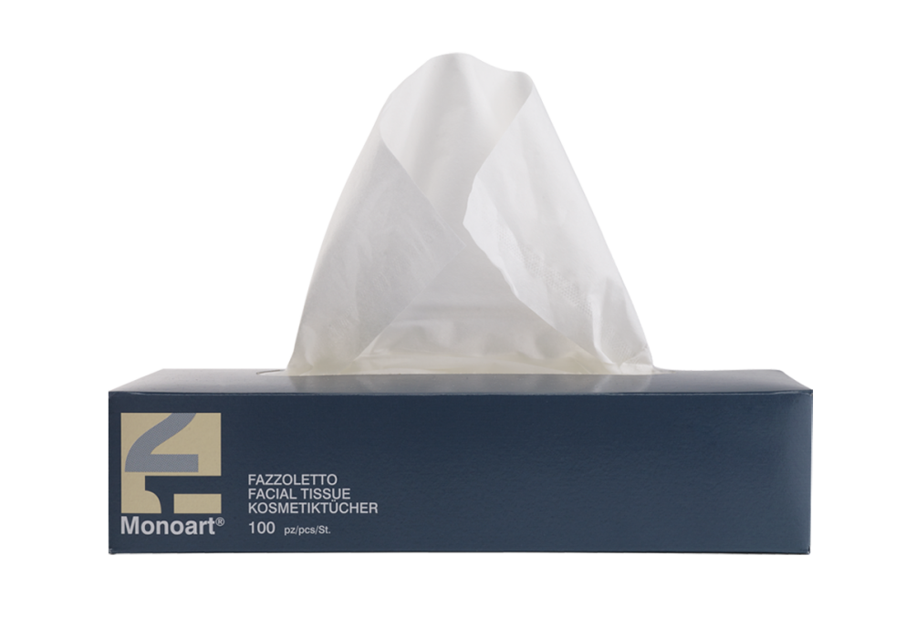 An image of Facial Tissue Monoart (100)
