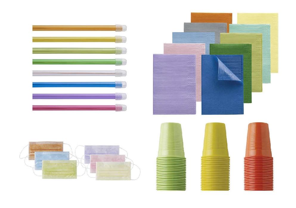 Kit 4 Products EM15REM-Towel up GREEN