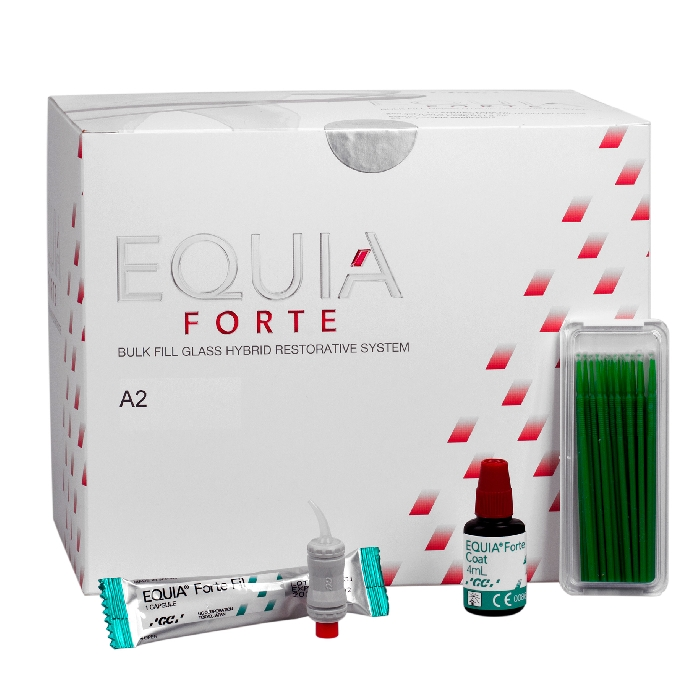 An image of EQUIA Forte Clinic Pack 200 Capsules