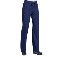 An image of Orange Standard Unisex Huntington Trousers Navy Short Mediun