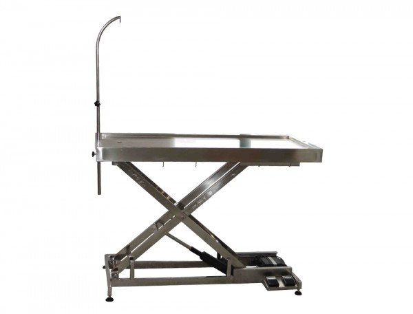 An image of NEW Super Low Stainless Table*1