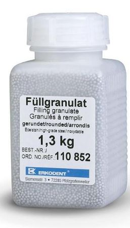 An image of ERKODENT FILLING GRANULES 1.3KG