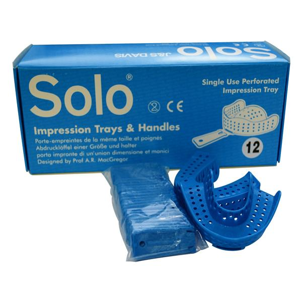 An image of Solo Impression Tray no: 12