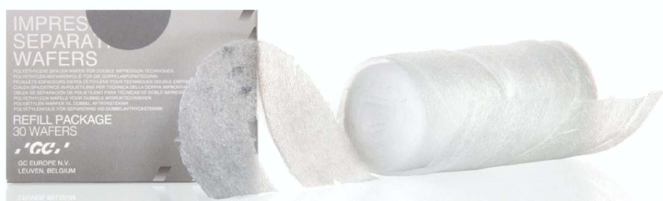 An image of Impression seperation wafer