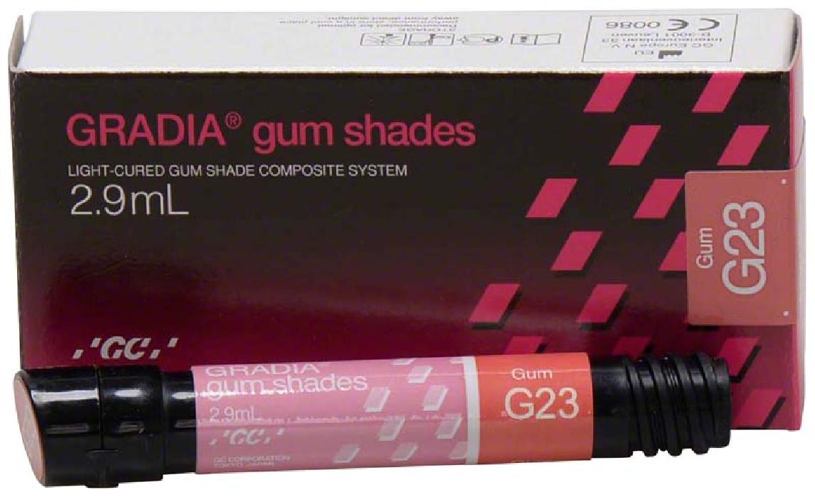An image of GC Gradia Gum G23-2