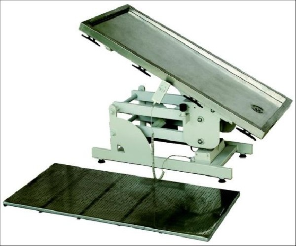 An image of Multi-Vet Electric Table Extra Lead Lined Table Insert