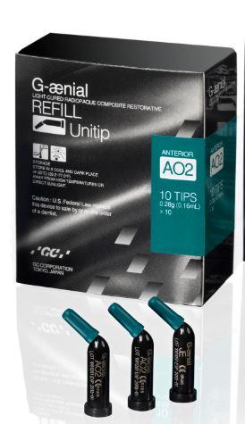 An image of G-aenial Unitips (10 Pack) B2
