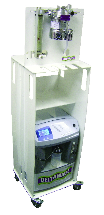 An image of Deltawave 400 System Complete System Vaporiser & Oxygen Concentrator