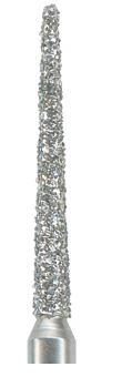 An image of Diamond Burs 848 Flat End Taper Medium Size 012