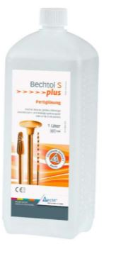 An image of Bechtol S Plus Bur Disinfection 1 litre Ready to Use