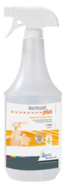An image of Bechtozid Plus 1 Litre Ready to Use Disinfectant (No Scent) Without Trigger Spray
