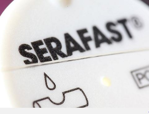 An image of SERAFAST violet 1 (5/0)-1x070 DS- 18 (24 pack)