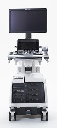 An image of Hitachi Lisendo 880 Premium Cardiovasular Ultrasound Diagnostic System