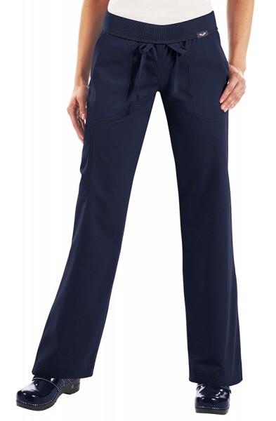 An image of Koi Morgan Trousers Regular XS Navy