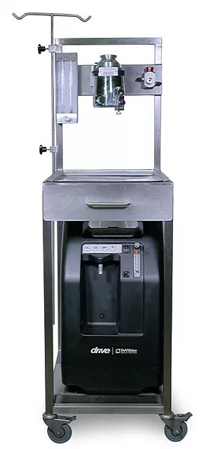 An image of MDS Anaesthetic Machine With Vaporiser