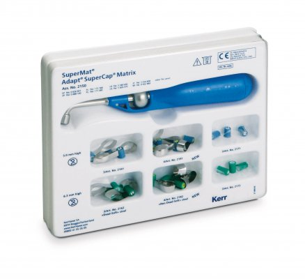 An image of Supermat Intro Kit 2150