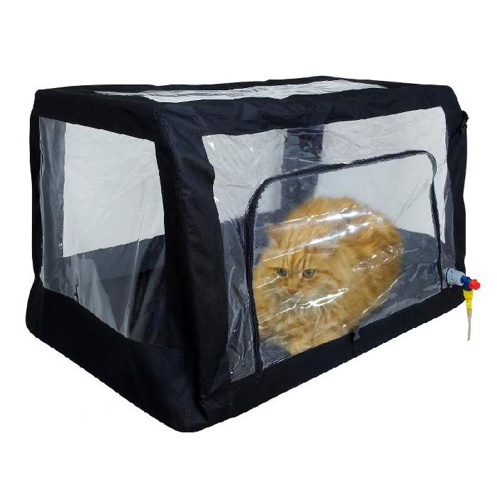 Small ICU Oxygen Cage 45x35x35cm (55L) 2.1kg