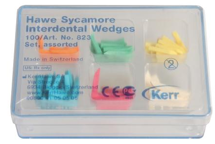 An image of Interdental Wedges Assorted (100) Pack